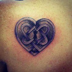 30 Best Celtic Heart Tattoo Designs Images Celtic Knot Celtic