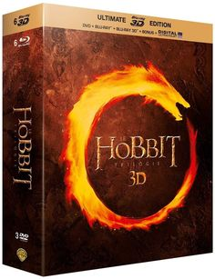 Le hobbit, la trilogie en blu-ray ultimate