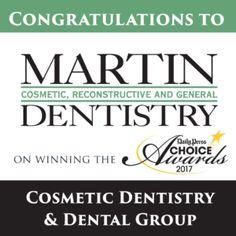 Anthony Martin Dentistry Earned Best Dentist in Yorktown in 2017!