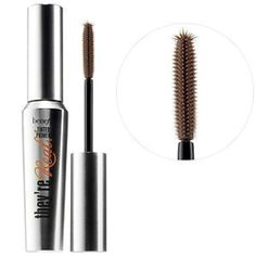 e5a8f5db0b4 Shop Benefit's They're Real! Tinted Primer at Sephora. It gives lashes a  natural, feathery look or boosts length and separation when worn with  mascara.