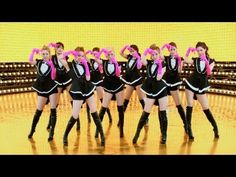 GIRLS` GENERATION 少女時代_PAPARAZZI_Music Video Dance Edit GOLD