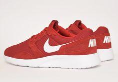 Nike Kaishi – Red – White