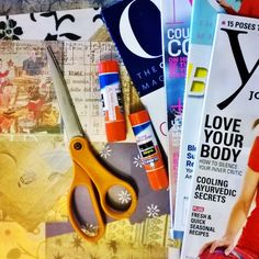 How to Create an Empowering Vision Board - http://www.positivelypositive.com/2014/12/17/how-to-create-an-empowering-vision-board/