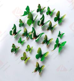 Wenzhou FOB Craft Gift Co. Craft Gifts, Magnets, Household, Stickers, Crafts, Butterfly, 3d, Kitchen Dining, Amazon