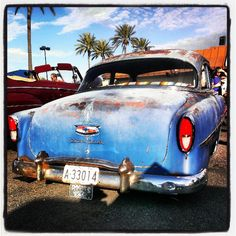 1954 Chevrolet (Robert David) (LS Swap) (Accu Air) (Patina)