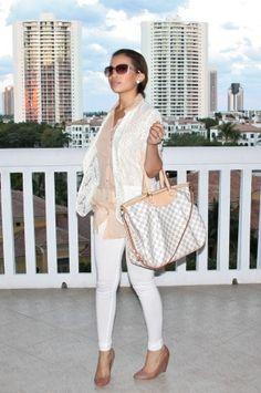 tenue de ville street style mode tendance blog mode belle et chic miami