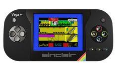 Przenośna konsola Sinclair ZX Spectrum Vega+ ma wbudowane 1000 licencjonowanych gier 8-bit na ZX Spectrum. Co potrafi Sinclair ZX Spectrum Vega+?