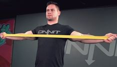 Check out these 5 resistance band exercises that will help not only strengthen your shoulders but reduce shoulder pain as well. Shoulder Rehab Exercises, Frozen Shoulder Exercises, Shoulder Stretches, Scapula Exercises, Rotator Cuff Exercises, Resistance Band Exercises, Yoga Shoulder, Shoulder Workout, Shoulder Dislocation