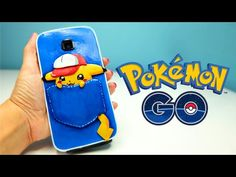 Manualidades: FUNDA de SILICONA CALIENTE (Pokémon GO - Pikachu) - Innova Manualidades - YouTube Pokemon Go, Pikachu, Types Of Purses, Diy Phone Case, Easy Diy Crafts, Phone Covers, Dragon Ball, Purses And Bags, Projects To Try