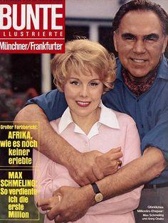 1966: Max Schmeling und Anny Ondra