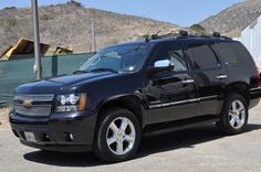 Tahoe Chevrolet concept - http://autotras.com