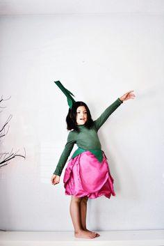 Rose Costume! // c/o Little Inspiration