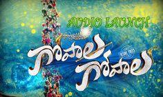 Gopala Gopala Audio Launch Live Updates Pawan Kalyan Gopala Gopala Audio Launch Live Stream Gopala Gopala 2015 Telugu Movie Audio Launch Live