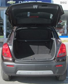 Test Drive: Chevrolet Trax
