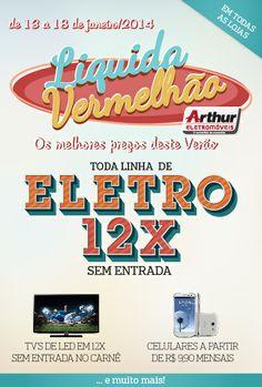 Campanha Arthur Eletromóveis