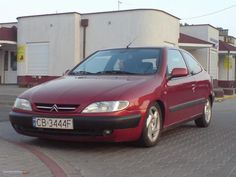 Citroen Xsara VTS coupe
