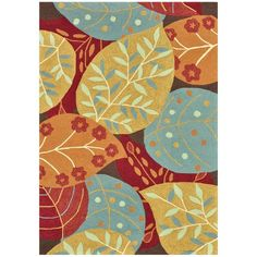 I pinned this Francesca Rug from the Colorful Coop event at Joss and Main!