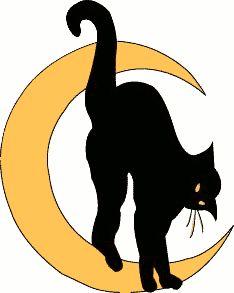 pin by susi struber on clipart cats black pinterest rh za pinterest com
