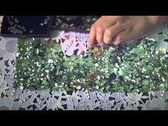 Cómo se hizo: Dior Alta costura primavera-verano 2015 - YouTube