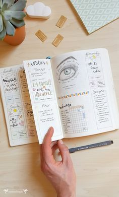 Hello Bullet Junkies In the last Bujo post I told you that Planner Inspiration, Bullet Journal Inspiration, Bujo, Bullet Journal Hacks, Bullet Journal Writing, Writing Art, Writing Paper, Filofax, Planner Stickers