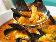 Französische Fischsuppe (Bouillabaisse) - smarter - Zeit: 30 Min. | eatsmarter.de