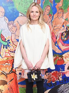 Jennifer Morrison: 'Women Aren't Always Very Nice to Women' in Show Business http://www.people.com/article/jennifer-morrison-annpower-vital-voices-conference