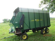 10 Best Grain Wagons & Augers images | Vintage farm