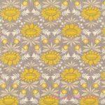 Cosmo Cricket Baby Jane Happiness Grey [MODA-37062-15] - $10.45 : Pink Chalk Fabrics is your online source for modern quilting cottons and sewing patterns., Cloth, Pattern + Tool for Modern Sewists