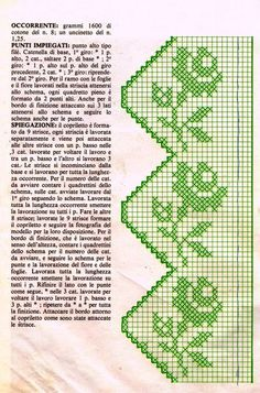 Marta Markowska's media content and analytics Crochet Patterns Filet, Crochet Bookmark Pattern, Crochet Bookmarks, Crochet Motif, Crochet Designs, Crochet Boarders, Crochet Sunflower, Fillet Crochet, Crochet Curtains