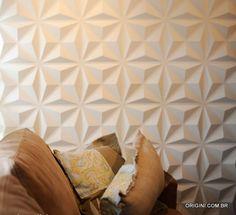 Painel de parede 3D Estrela Origini 09012020