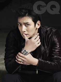 #JICHANGWOOK #지창욱 for GQ Magazine, December 2014