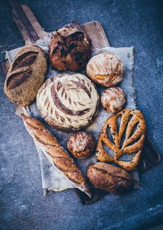 Food Photography and Styling - Bread
