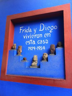 Frida Kahlo, Blue House
