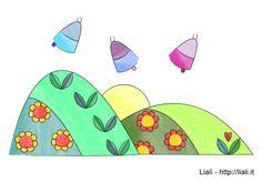 disegno per la Pasqua