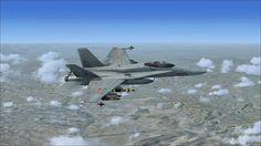 Hornet F-18 Ejercito del Aire Español