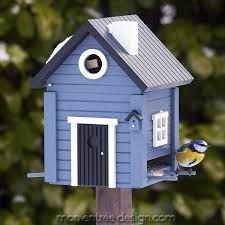 Content filed under the Wildlife Garden taxonomy. Decorative Bird Houses, Bird Houses Painted, Bird Houses Diy, Red Cottage, Cottage Style, Petits Cottages, Bird Tables, Homemade Bird Houses, Small Buildings