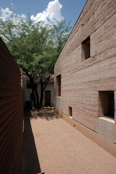 [Tucson] 400 Rubio Avenue + Convent Avenue Studios - Rick Joy Architects