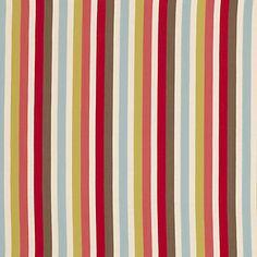 Buy Harlequin Babushka Fabric, Red / Green online at JohnLewis.com - John Lewis