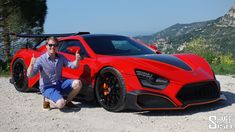 The Zenvo TSR-S is the ANGRIEST BRUTE! | REVIEW