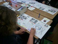 Textmapping...for upper grades....Great post with a link to what textmapping is all about!