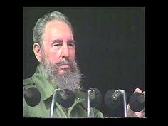 Fidel Castro: Full 1994 Speech, US Wrongdoing