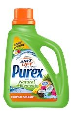 Purex Natural Elements http://thefrugalfreegal.com/2013/03/purex-natural-elements-tropical-splash-detergent-review-and-giveaway-3-winners-ends-46/#
