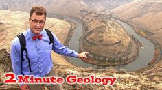Explore a meandering stream and gain a better understanding through this video.