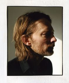 Thom Yorke - #Radiohead - 2011 - By Tyrone Lebon (The King of Limbs unpublished promos)