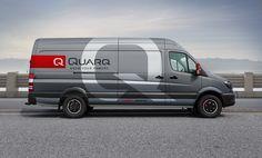 Quarq - Team Van Wrap