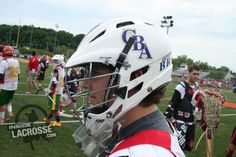 CBA—Syracuse (NY) Pro7 on  ILGear.com. Cascade Lacrosse · High School 3b3428dfd