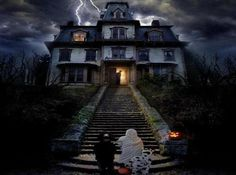 This is a one night only haunted house event with a zombie apocalypse theme. Description from neontommy.com. I searched for this on bing.com/images