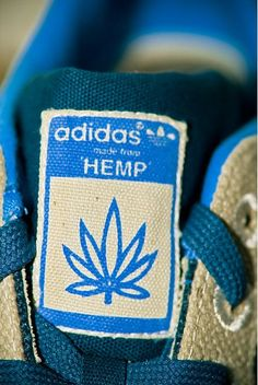 Follow @stoner_club Good Weed Good Week :) #holidaze  Adidas made from hemp