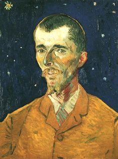 Van Gogh Portrait of Eugene Boch
