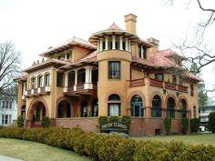 patsy clark mansion | Patsy Clark Mansion, Spokane, Wa.